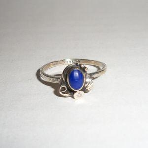 Vintage Southwestern Sterling Silver Ring